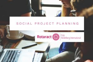 Social Project planning Meeting